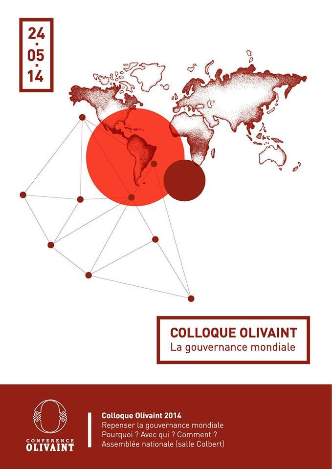 """""""Repenser la gouvernance mondiale."""" Un colloque de la Conférence Olivaint"""