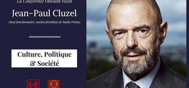 Rencontre avec Jean-Paul Cluzel, Haut fonctionnaire, ancien Président de Radio France – reporté