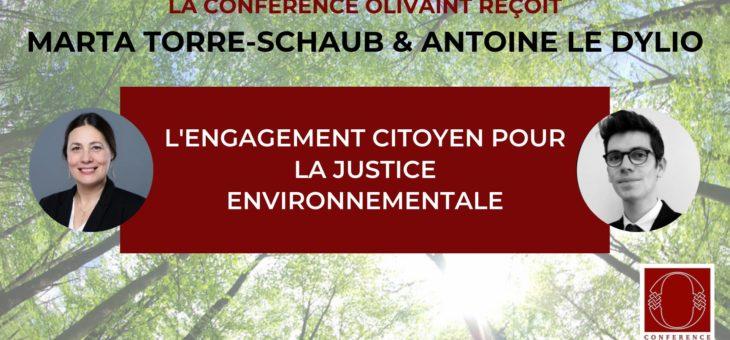 L'engagement citoyen pour la justice environnementale